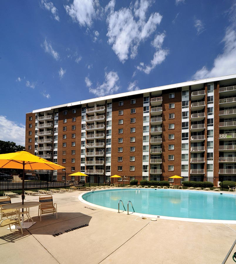 Affordable Apartments In Greenbelt, MD