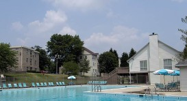 Cypress Creek Apartments pool