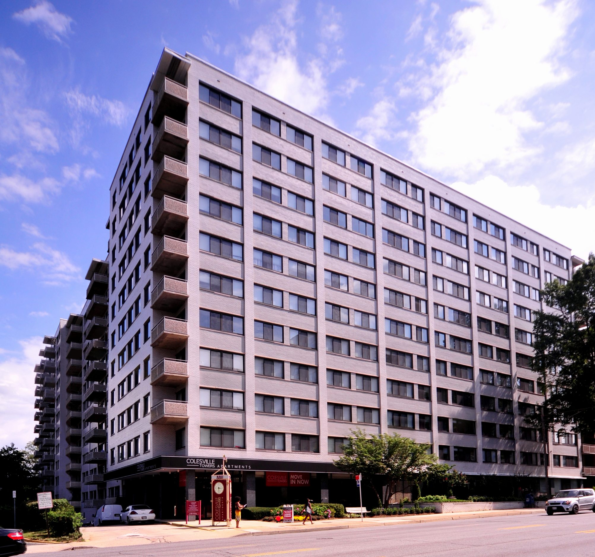 Silver Spring Apartments Near Metro