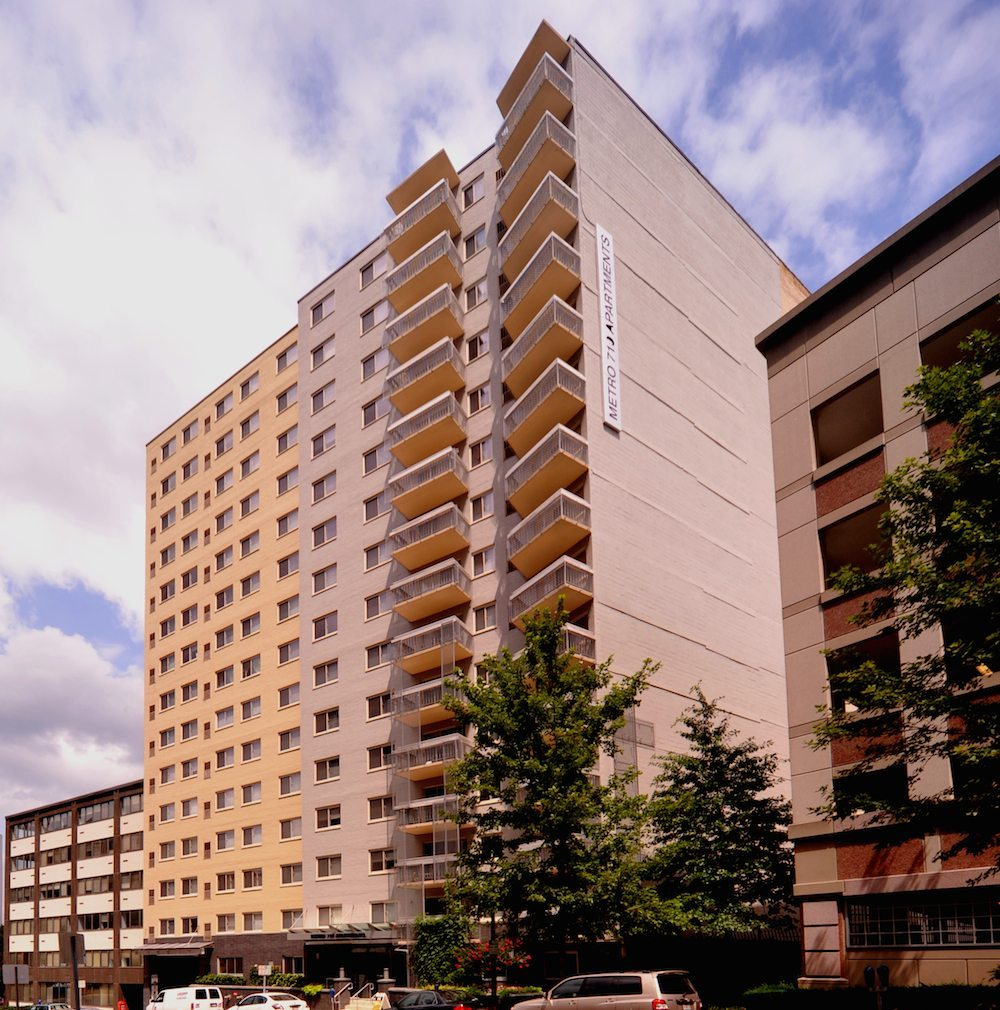 Apartments In Downtown Silver Spring