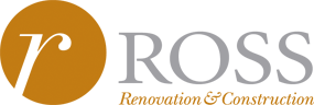 ROSS Renovation and Construction logo