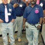 ROSS Companies Employees Celebrate Think Pink Office Week