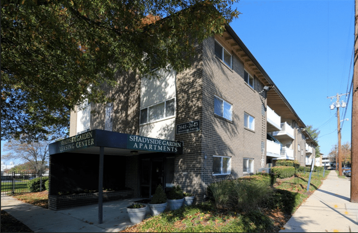 Park Greene Apartments Apartments For Rent In Suitland Md