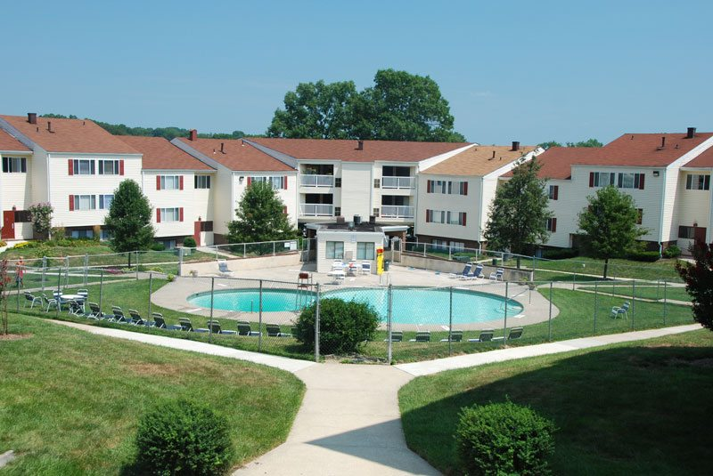 Towson Woods Apartments Ross Companies