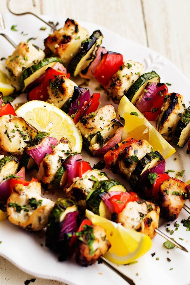 The Perfect Skewer-Based Family Dinner | Off-Base Military Apartments
