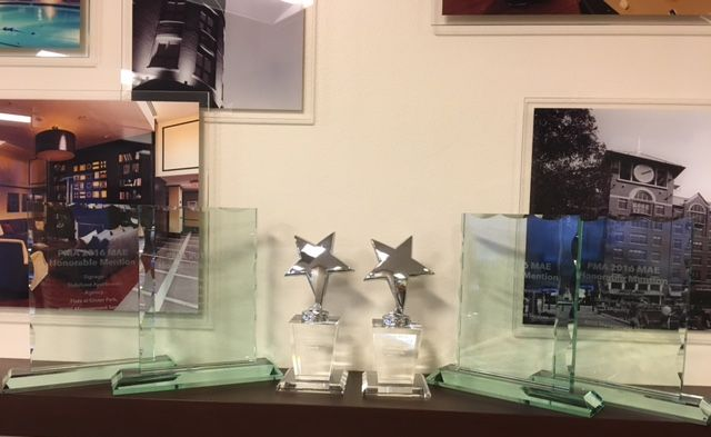 ROSS Management Services' Trophies