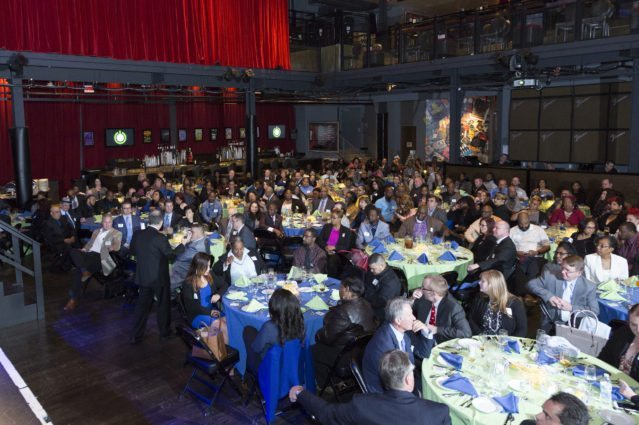 ROSS Companies Employees Attend the Annual Company Banquet