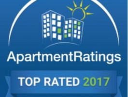 ROSS Management Services' Apartment Ratings 2017 Top Rated Award Logo 3