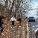 ROSS Companies Employees Collect Trash and Clean up Public Roads in Their Community 2