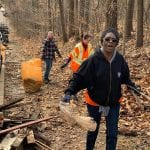 ROSS Companies Employees Collect Trash and Clean up Public Roads in Their Community 3