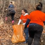 ROSS Companies Employees Collect Trash and Clean up Public Roads in Their Community 4