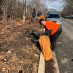 ROSS Companies Employees Collect Trash and Clean up Public Roads in Their Community 7