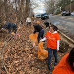ROSS Companies Employees Collect Trash and Clean up Public Roads in Their Community 24